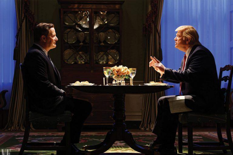 showtime'dan trump'ın başkanlık dönemini anlatacak mini seri the comey rule