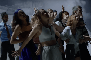 rone'dan ballet national de marseille ortaklığıyla muazzam bir video