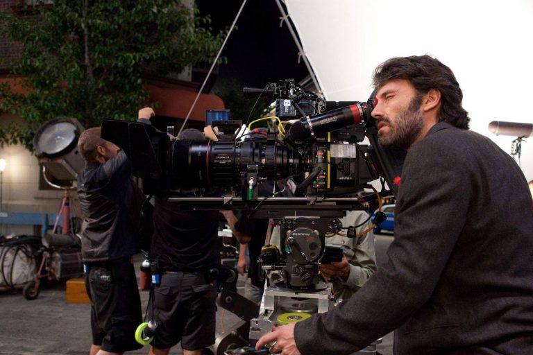 ben affleck, the big goodbye için yönetmen koltuğuna oturuyor