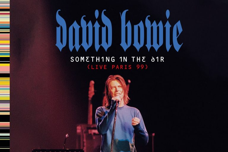 david bowie'nin canlı albümü something in the air yayında