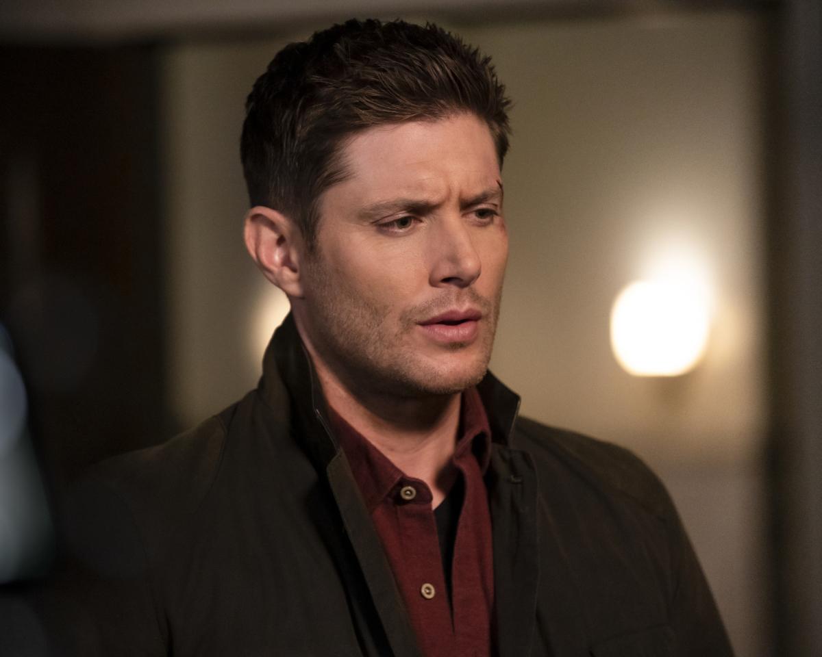 supernatural'ın yarısı jensen ackles the boys'un üçüncü sezonuna dahil oldu