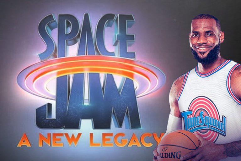 lebron james'in space jam: a new lagacy setindeki duygusal konuşması yayınlandı