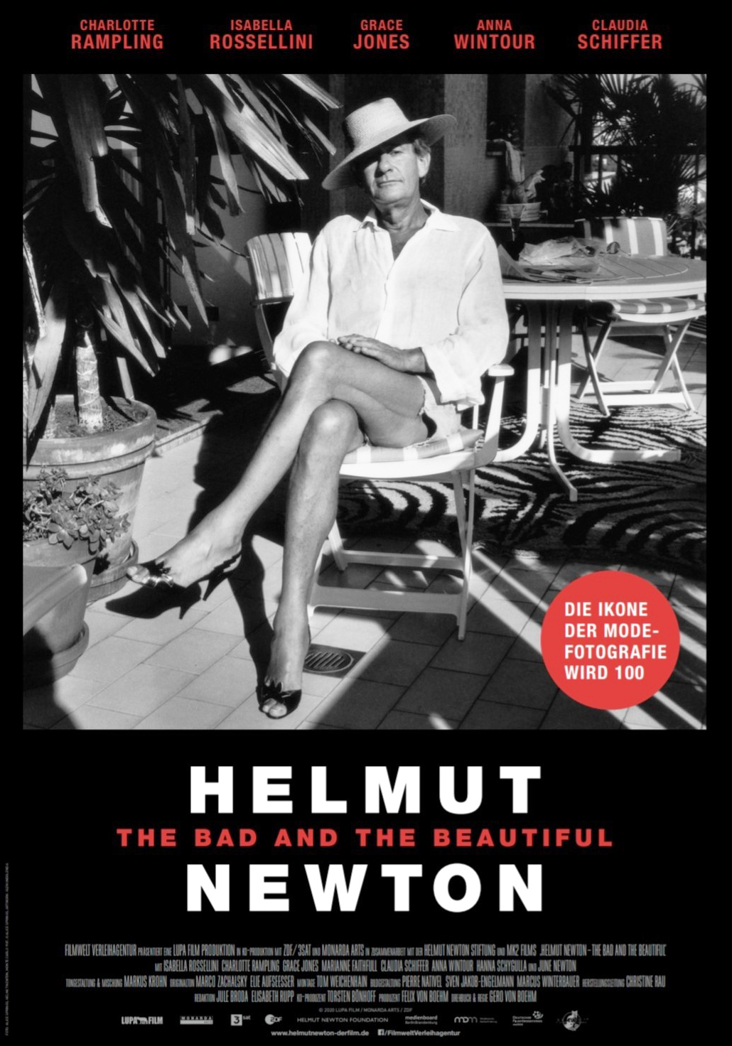 helmut newton belgeseli online erişime açıldı