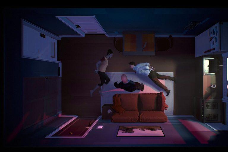 annapurna interactive'in yeni oyunu twelve minutes iddialı kadrosuyla dikkat çekiyor
