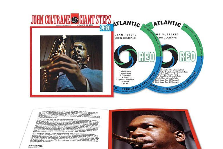 john coltrane'in giant steps albümü 60. yaşını geniş kapsamlı özel bir derleme ile kutluyor
