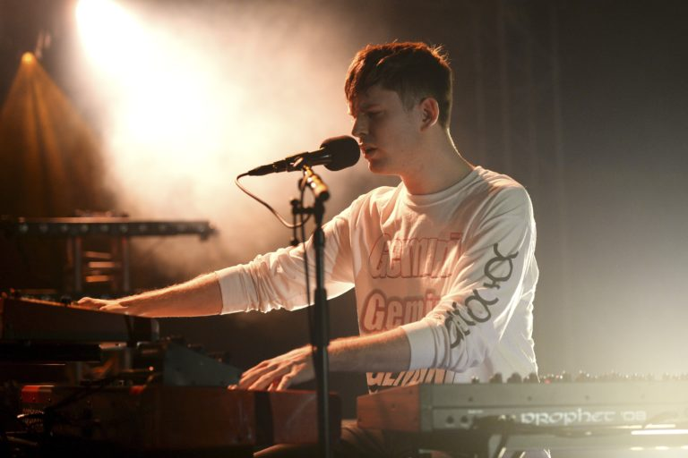 james blake'in godspeed cover'ı sonunda streaming servislerinde