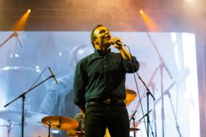 future islands, late night with seth meyers'a misafir oldu