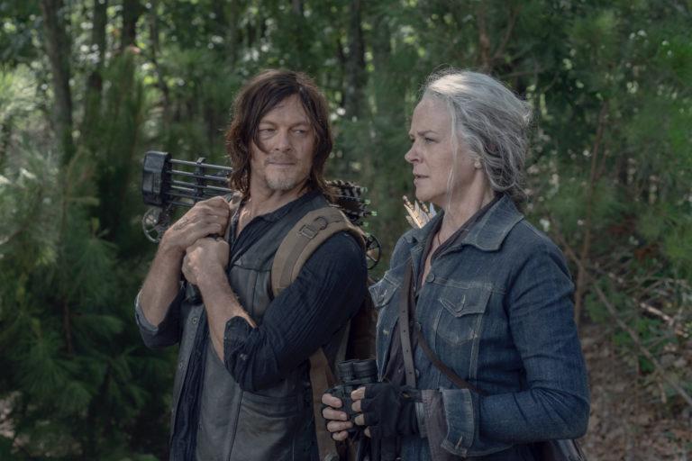 the walking dead, 11. sezonuyla ekranlara veda ediyor