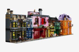 lego'dan 5500 parçalık dev harry potter seti