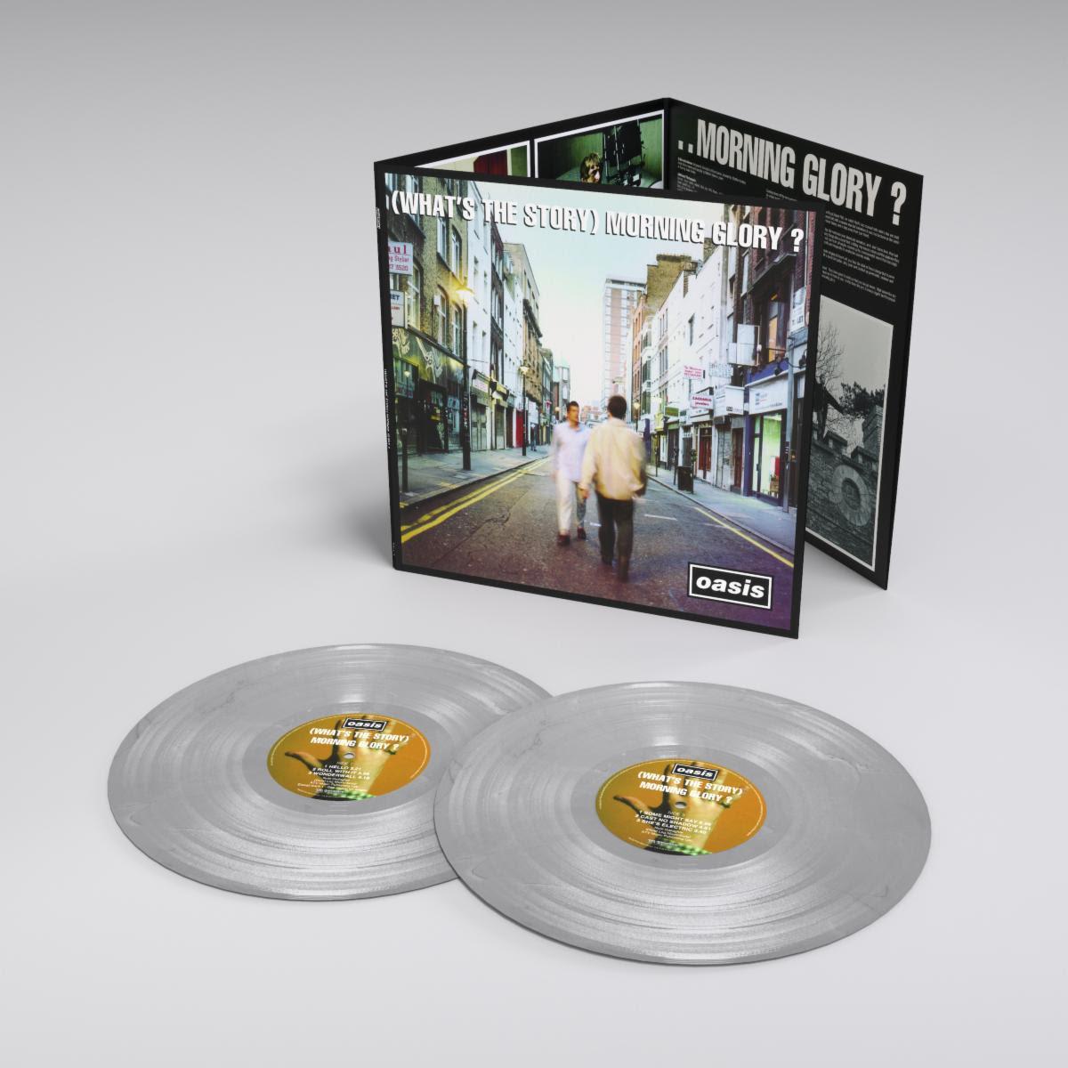 oasis'in kült albümü 25. yaşını koleksiyonluk bir plak ile kutluyor