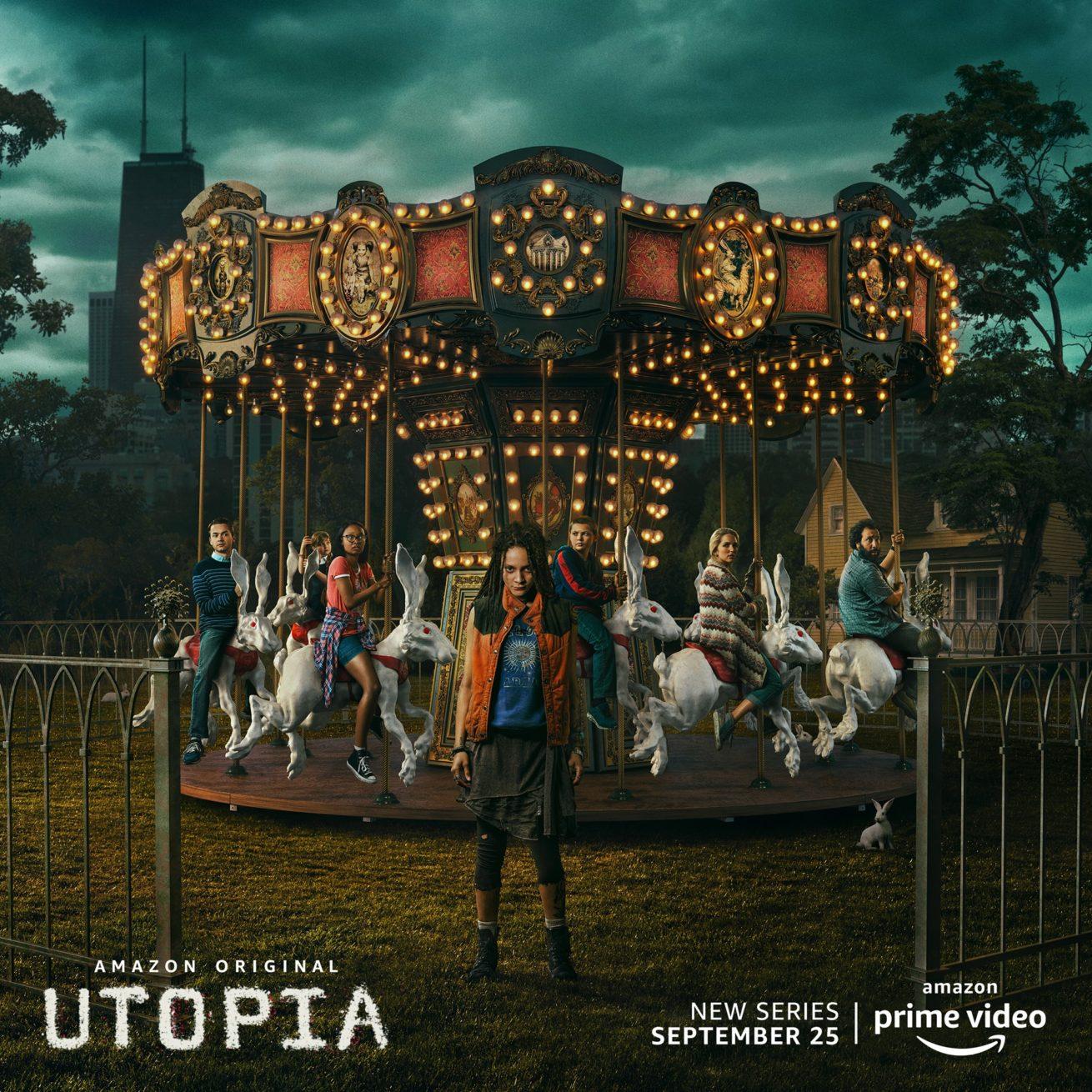 utopia'nın abd uyarlamasından yeni fragman