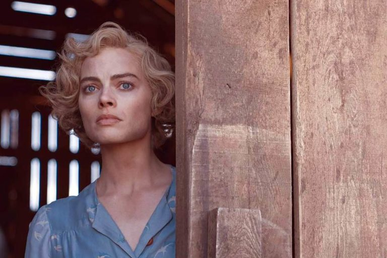 margot robbie'li dreamland filminden fragman