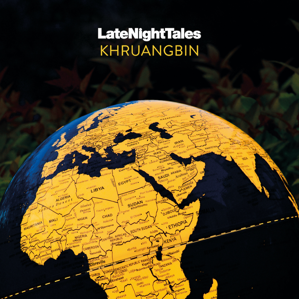 late night tales'in son misafiri khruangbin