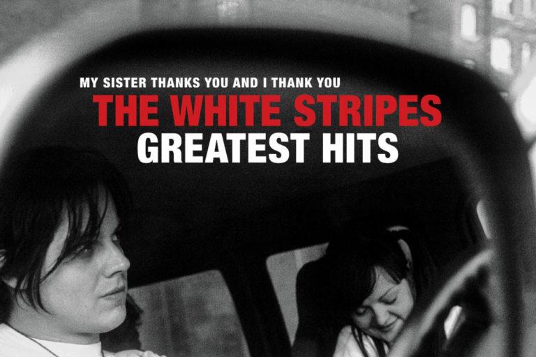 the white stripes'ın best of albümü şerefine bir video paylaşıldı
