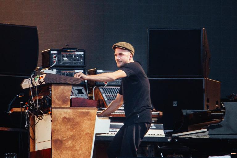 nils frahm'ın mubi destekli konser filmi ve albümü yayında