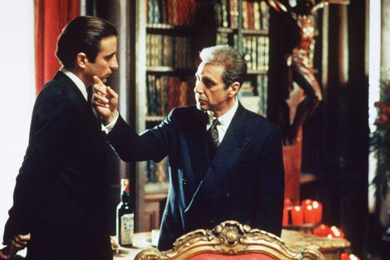 the godfather: part III'nin yeniden kurgulanmış versiyonundan fragman