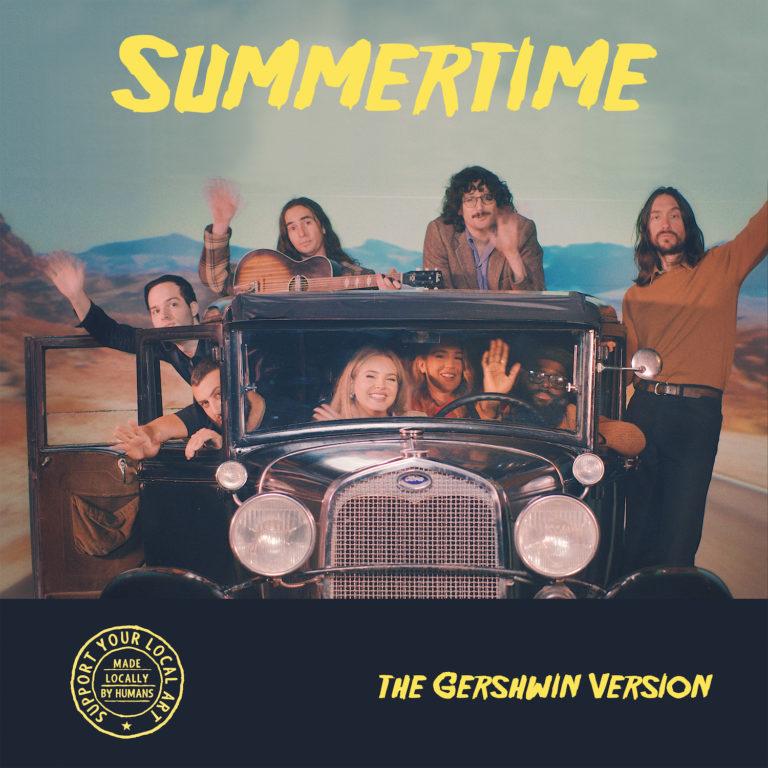 lana del rey, george gershwin'in summertime şarkısını cover'ladı