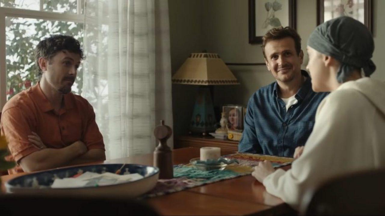 jason segel, dakota johnson ve casey affleck'li our friend filminden fragman