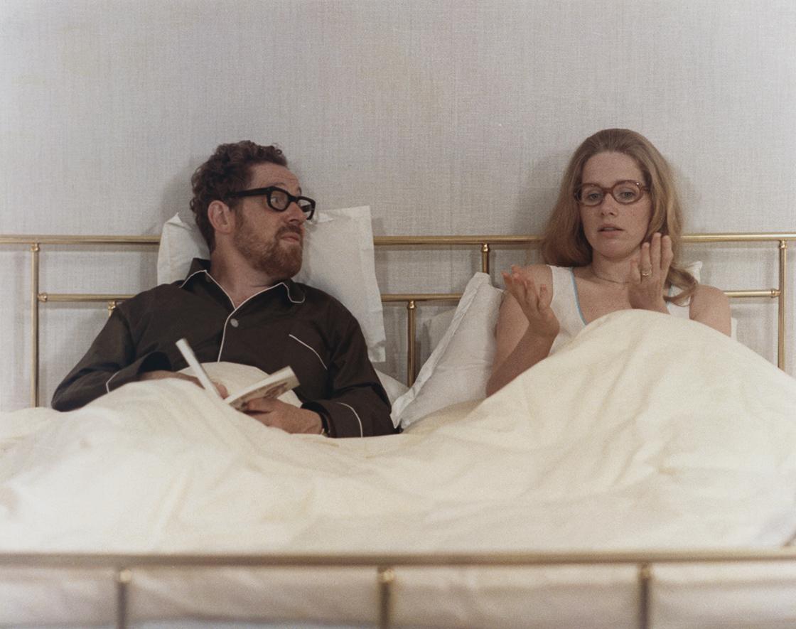jessica chastain ve oscar isaac'li scenes from a marriage'ın çekimleri başladı