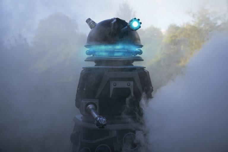 2021'e doctor who'nun daleklerle dolu bölümüyle giriyoruz