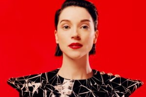 st. vincent'tan the beatles cover'ı