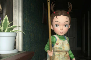 studio ghibli'nin ilk cgi destekli filmi aya and the witch'ten ilk fragman