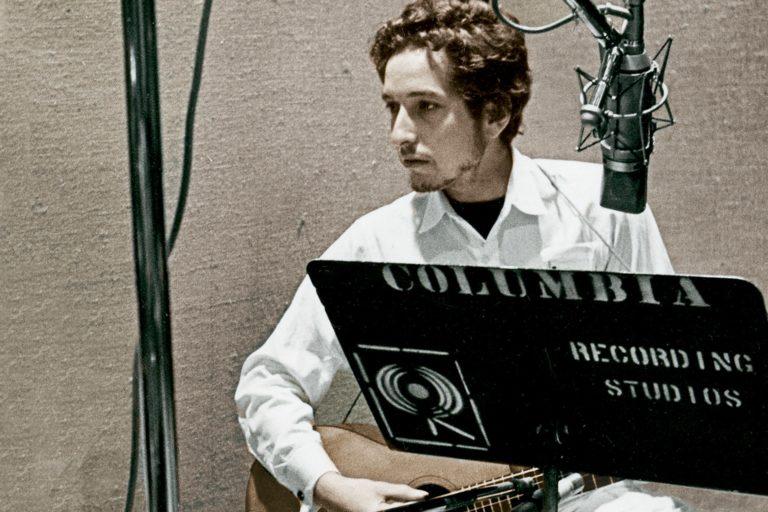 bob dylan ve george harrison'ın ortak kayıtlarını barındıran albüm ilk defa yayınlanıyor
