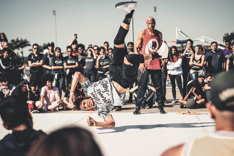 breakdance olimpiyat sporu oldu