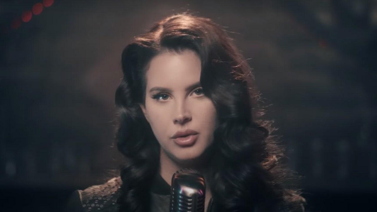 lana del rey'den jimmy fallon'a özel let me love you like a woman performansı