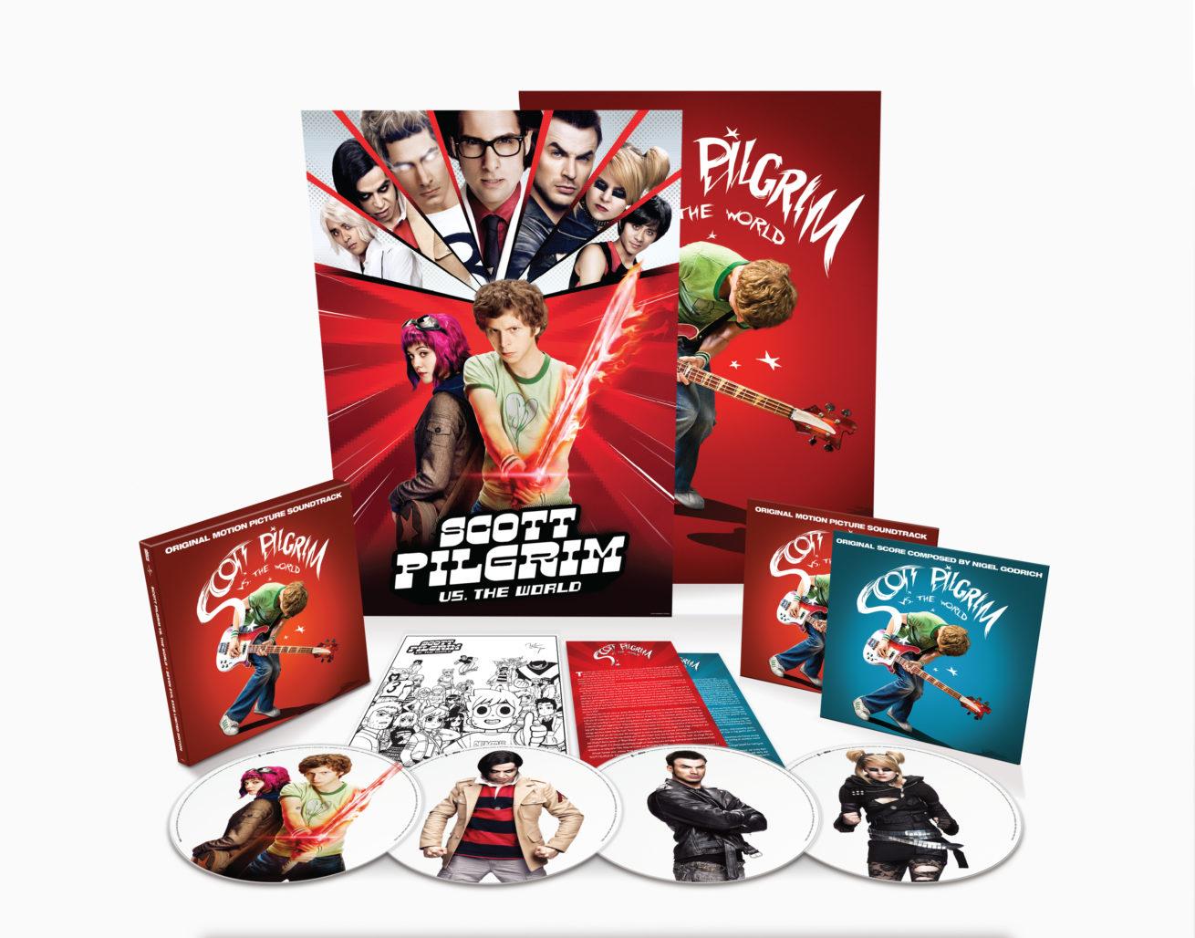 edgar wright, scott pilgrim'in onuncu yılı şerefine özel bir soundtrack albüm yayınlıyor
