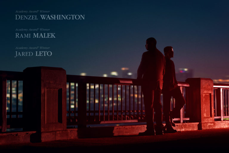 denzel washington, rami malek ve jared leto'lu the little things'in ilk fragmanı yayında
