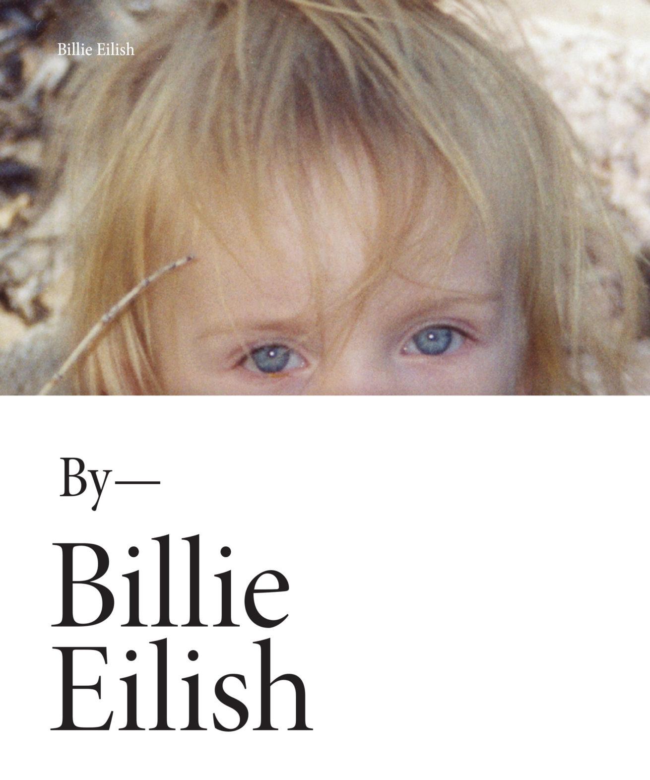 billie eilish yeni kitap projelerini duyurdu