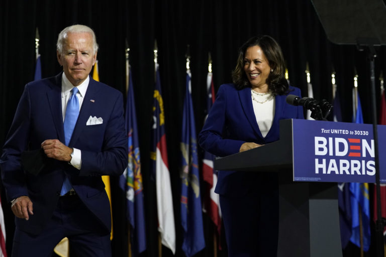 joe biden ve kamala harris'ten obama'yı kıskandıracak playlist