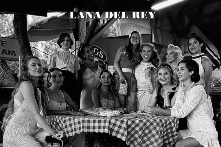 müstakbel lana del rey albümünden bir videolu tekli