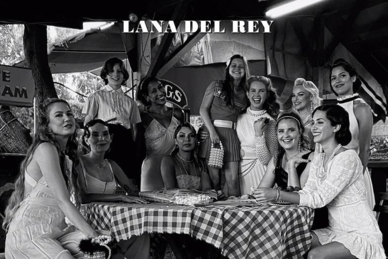 "lana del rey'in yeni albümü ""chemtrails over the country club"" yayında"
