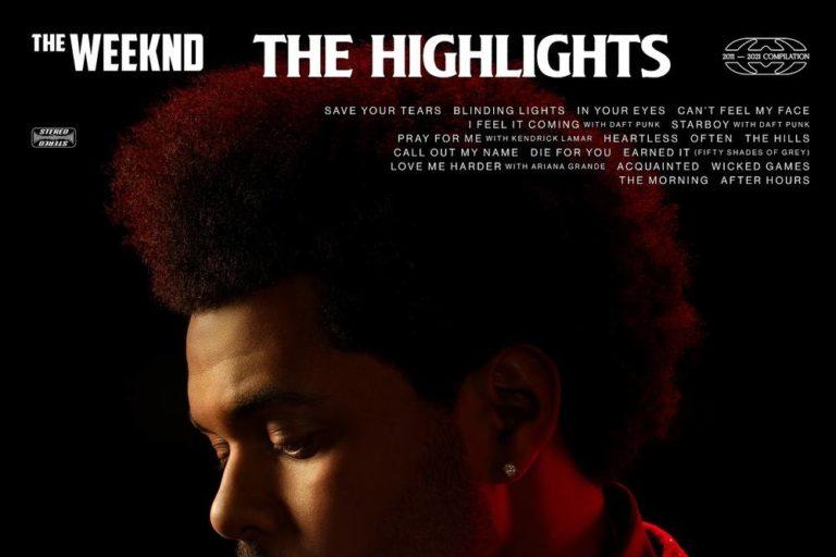 "the weeknd ""greatest hits"" albümü yayınlıyor"