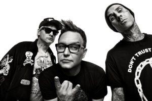blink-182'nun yeni albümü ilginç bir kadroyu bir araya getiriyor