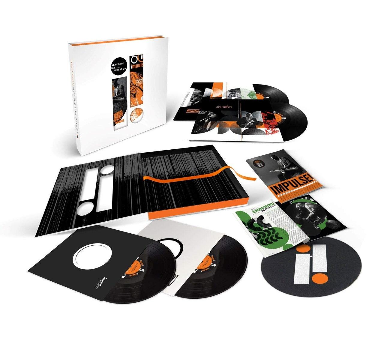 impulse! records, 60. yaşını dev bir koleksiyonla kutluyor