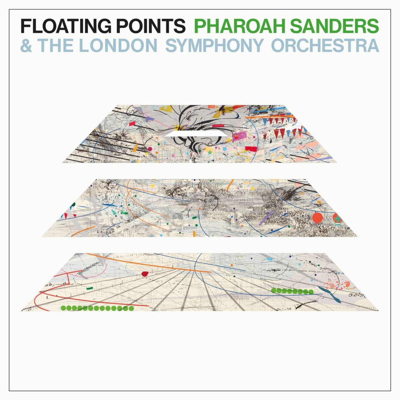 floating points ve pharoah sanders ortak bir albüm kaydedecek