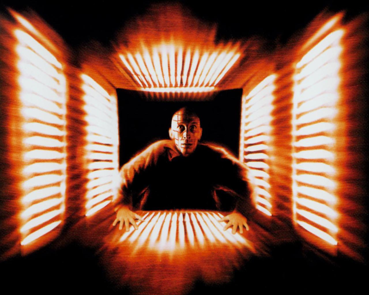 kült korku filmi cube'un japon versiyonundan fragman