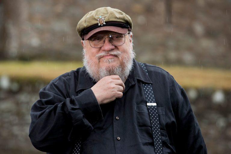 george r. r. martin, roadmarks romanını diziye uyarlayacak
