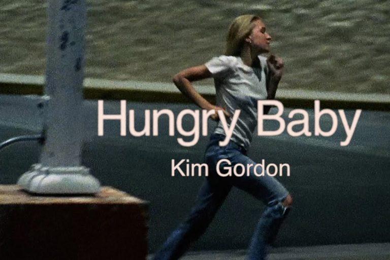 kim gordon'ın ilk solo albümünden bir video yayınlandı