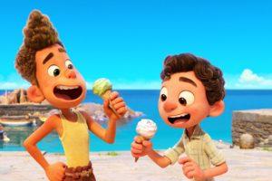 pixar'ın yeni animasyon filmi luca'dan fragman
