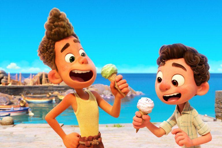 """pixar'ın yeni filmi """"luca""""nın fragmanı yayınlandı"""