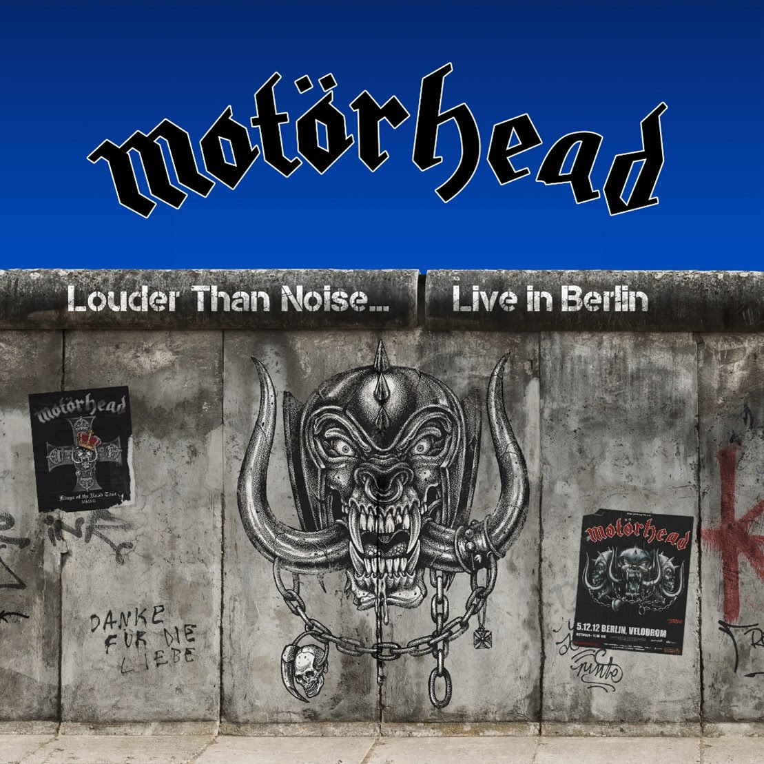 motörhead'in 2012 berlin konseri albüm ve konser filmi oluyor