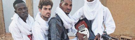 mdou moctar'ın yeni albümünden bir tekli, bir de video