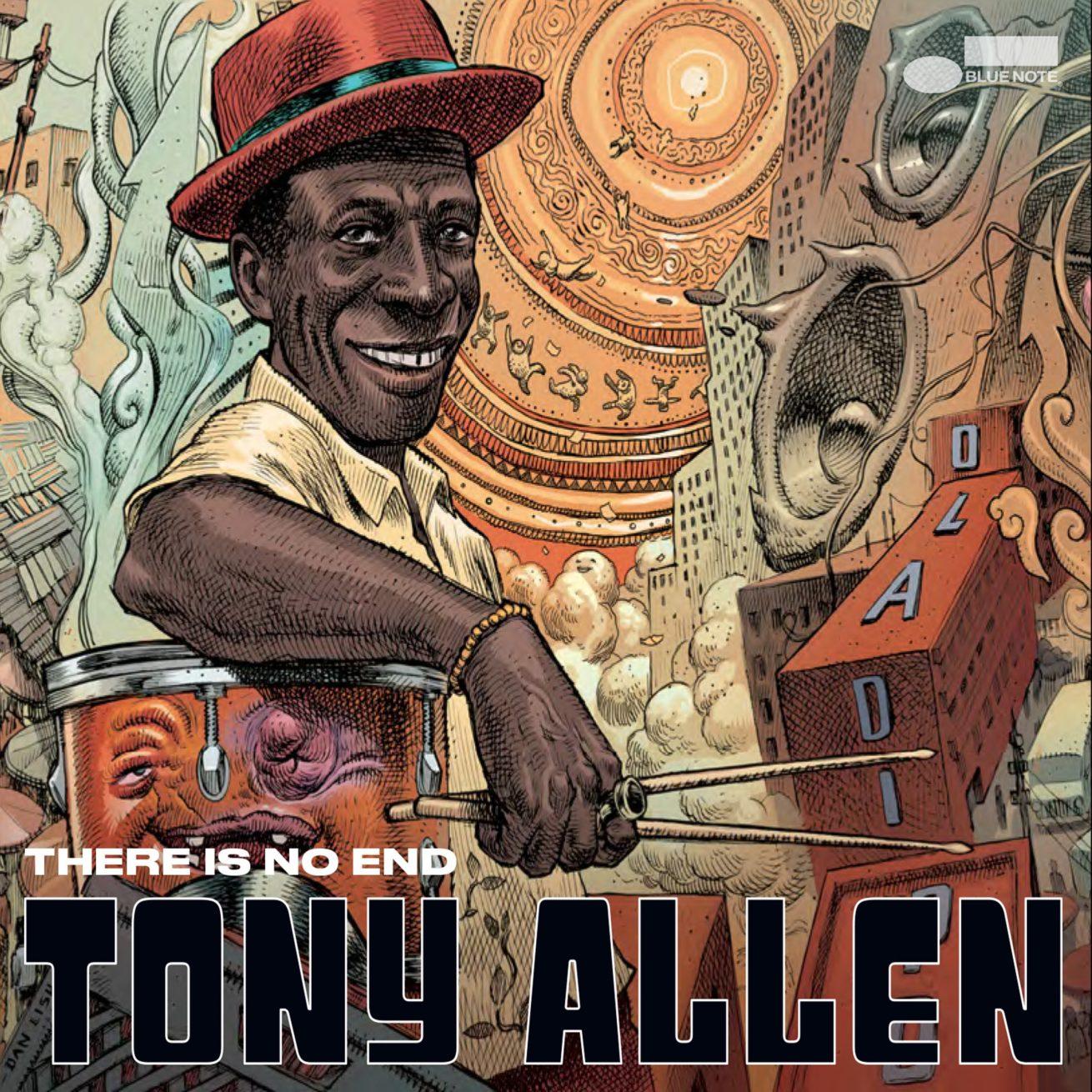tony allen'ın ölümünün birinci yılı, yeni bir albümle anılacak
