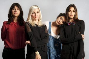 warpaint'ten yeni şarkı: lilys