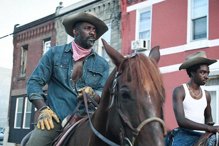 "idris elba'nın kovboy olduğu ""concrete cowboy""un fragmanı"
