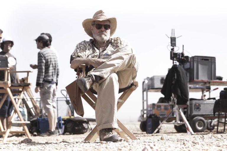 terry gilliam'ın don kişot filminin çekim sürecini anlatan belgesel